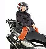 Motorrad Kindersitz Suzuki GSX 1100 G Givi S650 schwarz