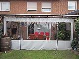 TERASSENPLANE PLANE PVC ABDECKPLANE PLANE HOLZ GARTEN 650g/m² 1m²