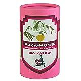 Maca Fit Woman 100 Kapseln rote Maca plus Yamswurzel 16% diosgenin, speziell für Frauen Menopause...
