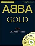 ABBA: Gold - Clarinet Play-Along. Für Klarinette