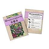 Colour-Bags Home & Living Blumenmischung für Bienen und Schmetterlinge 2,0 g im Tütchen zum selber...