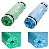 Hansson.Sports Yogamatte Gymnastikmatte Fitnessmatte von Premium Qualität, SGS-geprüft, 100%...