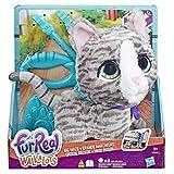 Hasbro FURREAL Friends E4781ES2 Großer Racker Lucky, niedliche Katze für tollen Gassi-Spaß,...