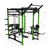 We R Sports Power Rack Gym Crossfit Power Cage Pull Ups Ab Bench Chin Up Triceps