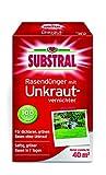 Substral Rasendünger mit Unkrautvernichter - Profiqualität mit 100 Tage Langzeitwirkung und...