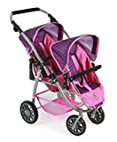 Bayer Chic 2000 689 20 - Tandem-Buggy Vario, Corallo