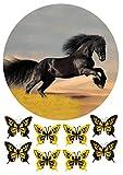 'Pferd №5 ' Tortenaufleger, ,Geburtstag,Tortendeko