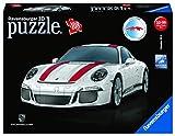 Ravensburger Erwachsenenpuzzle 12528' Porsche 911 R 3D-Puzzle, bunt