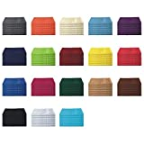 6er Pack / 12er Pack - Gästetücher Set - 6 Gästetücher 30x50 cm - Farbe Anthrazit