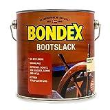Bondex-Bootslack 2.5L Schicht transparent farblos UV-Lack