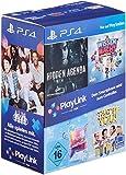 PlayLink Bundle (Wissen ist Macht, Hidden Agenda, SingStar Celebration & That's You!) - [PlayStation...