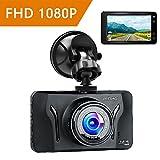 Dashcam Auto Dash Camera Auto Kamera Dash Cam Autokamera Mibao Full HD 1080P mit 170°...