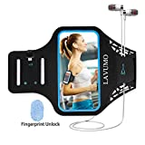 Sport Armband Handy for iPhone 7 6 6s 8 Joggen Laufen Gym Armtasche LAVUMO Waterproof Wristband...