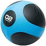 Escape Fitness Profi Gummimedizinball Gewichtsball Gymnastikball Fitnessball Total Grip Medizinball,...