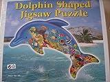 Konturenpuzzle 'Delfin'
