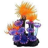 Culater Haus Weiche Künstliche Harz Koralle Fish Tank Aquarium Sehr schön Dekoration