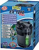 Tetra Aquarien Außenfilter EX Plus 1200 (leistungstarker Filter für Aquarien von 200-500 L,...