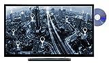 Toshiba 32D3763DA 81 cm (32 Zoll) Fernseher (HD ready, Triple Tuner, Smart TV, DVD Player)