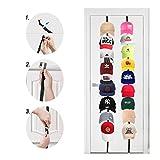 2PC Cap Rack comprafun Baseball Cap Hut Rack Hanger Tür-Halter almanecemiento-Organizer Tasche,...