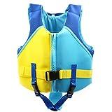 Kinder Float Weste Kinder die Trainingsjacke Schwimmen Schwimmen Lernen für Jungen
