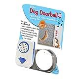 InnovAdvance Dog doorbell Türglocke für Hunde