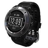 Hohe Präzision GPS Wandern Smart Watch, 100% wasserdicht Sportuhr GPS für Damen und Herren, mehr...