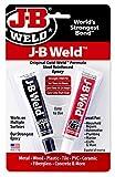 JB Weld Epoxid 8265, Kaltverschweißformel, mit Stahl verstärkt, für Haushaltsreparaturen,...