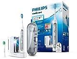 Philips Sonicare FlexCare Platinum Elektrische Zahnbürste mit Schalltechnologie HX9172/15, mit...
