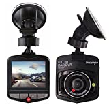 Auto Kamera, Innosinpo Mini FHD 1080p Dashcam Auto DVR Kamera Dashcamera Recorder mit 140°...