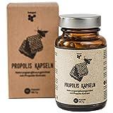 beegut Propolis Kapseln mit 350mg Propolis Extrakt pro Kapsel, 60 Kapseln in pflanzlicher...