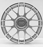 Original Audi A6 4B C5 17 Zoll Alufelgen 7,5x17 ET43 8D0601025R Sline Felgen (Silber)