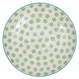 Frühstücksteller 'Ella' - Tranquillo, Farbe:grün