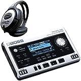 Boss BR-80 Digital Recorder + Keepdrum Kopfhörer