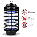 Ruichenxi Elektronisch Insektenvernichter drinnen Mückenfalle Insektenlampe Stille Bedienung...