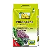 Bio Pflanzerde torffrei für Haus und Garten – 10 Liter – Blumenerde ohne Torf in Bio-Qualität...