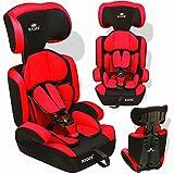 Kidiz® Autokindersitz Kinderautositz ✓ Gruppe 1+2+3 ✓ 9-36 kg ✓ Autositz ✓ Kindersitz |...