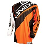 O'Neal Element Jersey RACEWEAR Trikot Orange Moto Cross Mountain Bike Enduro MTB MX DH FR, 0024R-4,...