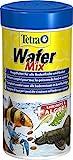 TetraWafer Mix Hauptfutter (in Waferform für alle Bodenfische und Krebse, ausgewogenes...