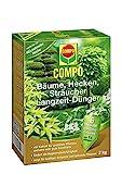 COMPO Langzeit-Dünger für alle Bäume, Hecken und Sträucher, 6 Monate Langzeitwirkung, 2 kg,...