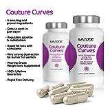 LA Tone Couture Curves -EXTRA Premium High STÄRKE Diätpillen - Pharma Grade- Appetitzügler;...