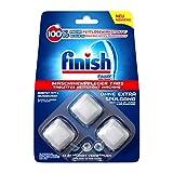 Finish Maschinenpfleger Tabs, Spülmaschinenreiniger, 3er Pack(3 x 3 Stück)