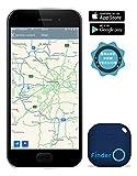 musegear® App Schlüsselfinder -NEUE VERSION 2- 3x lauter- blau- Schlüssel, Keys, Handy,...