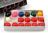 Snooker-Set für Kinder, 17Kugeln, 41mm