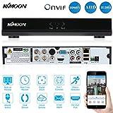 KKmoon 4-kanaals Digital Video Recorder 960H Network  H.264 DVR HDMI Cellphone View...
