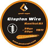 Geekvape Clapton Wickeldraht für Griffin RTA Selbstwickelverdampfer
