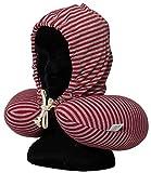Nackenkissen mit Kapuze und Kordel / Maße ca.30x30cm / mit und ohne Kapuze tragbar / aus Polyester,...