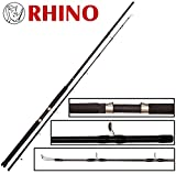 Rhino Trolling Xtra Bootsrute, Standart, One Size