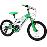18 Zoll Kinder Mountainbike Concept Assassin Fully 2 Größen 4 Farben vollgefedert,...