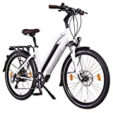NCM Milano Plus 48V, 26' Zoll Damen & Herren Urban E-Bike, 250W Das-Kit Heckmotor, 14Ah 672Wh...