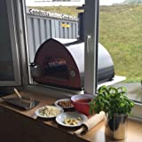 Holz und gas pizzaofen Bollore, italienisch gartenöfen für pizzabraten und brot (Pizza Party 100%...